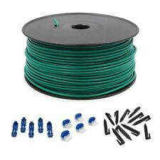 Robotic Lawn Mower 150m Boundary Cable Wire Pegs Connectors Installation Kit
