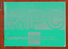 Olympus Ompc Instruction Book/150616