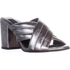 Steve Madden Mules Solid Sandals for Women