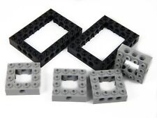 LEGO Technic BRICKS 6x8 4x4 chassis [pack of 6] mindstorms nxt beam black grey