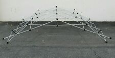 10ft Wide Display Structures Pop-Up Booth Trade Show Curved - Collapsible