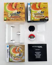 Nintendo DS Pokemon HeartGold Amazon Lenticular Exclusive 3D Box PokeWalker Case