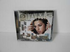 """Diam's album cd """"Dans ma bulle"""""""