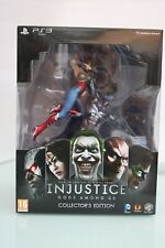 Injustice Gods Among Us Collectors Edition - PS3 - E3's Best Fighting Game