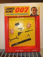 1960'S GILBERT JAMES BOND 007 DISGUISE KIT #16255 MINT IN BOX SEALED