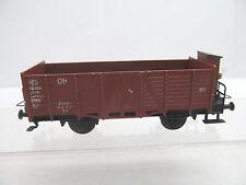 MES-47088Trix Express H0 Guß Güterwagen DB 63001 mit minimale Gebrauchsspuren,