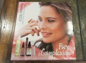 Josie Maran Complexion Collection set: Argan Oil, Foundation, Cleanser, Cheek