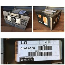 #2 *_*_* Vivaro Trafic Primastar Radio CD Player Navigation Head Unit 383555646