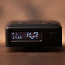 "EM-01 Light Meter Photometer Set-top Photography Luminometer Hot Shoe 0.91"" #TZT"