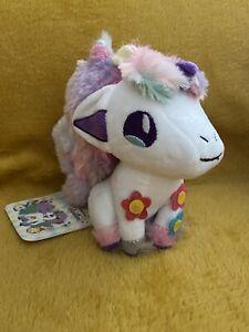 """Pokemon Galarian Ponyta 7"""" / 17.5cm Plush Soft Toy Teddy - BRAND NEW & Tagged"""