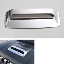 Chrome Silver Car Engine Air Intake Hood Vent Cover Trim For Suzuki Jimny 12-15