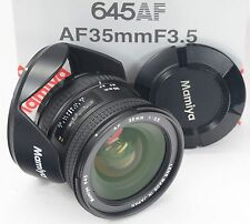 Mamiya AF 645 35mm 3.5 + Hood-Boxed -
