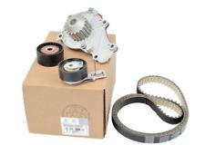 ORIGINAL Citroen Peugeot Timing Belt Kit + Water Pump 1.6 BlueHDi 1610577780