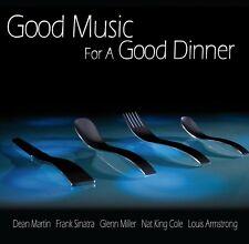 Good Music for a Good Dinner ELVIS PRESLEY FRANK SINATRA JUDY GARLAND PLATTERS