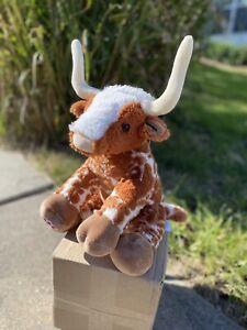 Build A Bear Longhorn NWT
