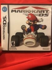 Mariokart Ds Game Complete With Original Case And Manual