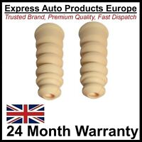 Pair Rear Bump Stops VW Golf MK4 Bora New Beetle AUDI A3 Mk1 Pair