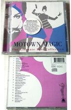 MOTOWN MAGIC Marvelettes, Mary Wells, Edwin Starr, Temptations..Tamla Motown CD