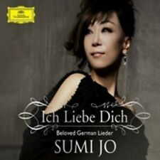 SUMI JO Ich Liebe Dich KOREA SEALED CD NEW German song