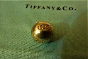 Tiffany & Co 1837 Globe Charm