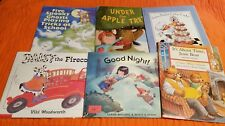 Picture Books (Lot 6) Good Night, Daisy the Firecow, Jake Baked the Cake,