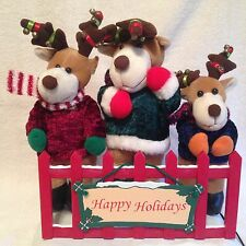 2004 Avon Rockin' Reindeer F30247-1, Animated/Dancing and Musical Christmas
