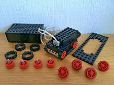 LEGO ® 4,5 V Moteur Engine pour locomotives ferroviaire train 70er testé