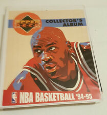 NBA Basketball 1994-1995 Upper Deck full collection album - Trading cards Jordan