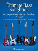 The Ultimate Bass Songbook Learn to Play Pop Chart Hits Guitar Tab MUSIC BOOK