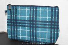 Thirty One MINI Zipper Pouch in Totally Tartan - NEW