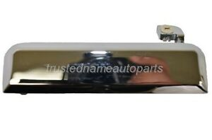 for Ford Mercury Outside Door Handle Driver Side Chrome
