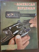 Vintage American Rifleman - FEBRUARY 1969 - NRA