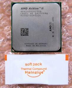 AMD Athlon II ADX240OCK23GQ Dual-Core 2.8GHz/2M Socket AM2+ AM3 Processor CPU