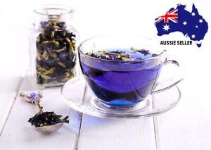 Blue Butterfly Tea - Fresh herbal Clitoria ternatea