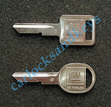 1980, 1987-1990 Chevrolet Pickup Truck Key blanks blank