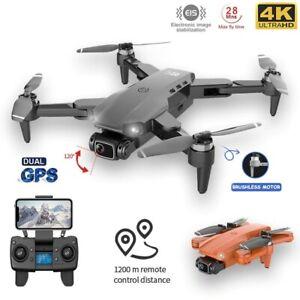 Mini GPS Drone Camera Plus Pro 4K HD WIFI Fly US Dual Stone Motor With Combo Arm