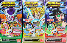 Dragonball Z Electronic Scouter Set of 3 - Red, Green, Blue ~ Bandai Cosplay