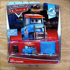 Disney PIXAR Cars LUKE PETTLEWORK diecast 6/8 2015 DINOCO Theme Pitty The King