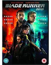 Blade Runner 2049 DVD Region 2 Rated 15 Ryan Gosling Harrison Ford