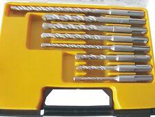 SDS Steinbohrer-Set 8-teilig, 5-12mm Ø