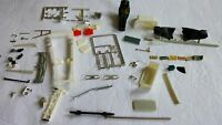 Vintage Revell and other Plastic Model Car Parts Junkyard Lot 1/24 1/25 Scale