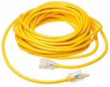 Cci� 01688 Polar/solar Indoor-outdoor Extension Cord With Lighted End, 50ft,
