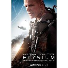 Elysium [DVD] [2013], Very Good DVD, William Fichtner, Wagner Moura, Diego Luna,