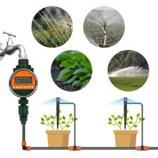 ABS Programmable Hose Faucet Timer With Rain Sensor Digital Watering Timer A5Z1