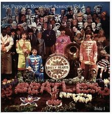 The Beatles Sgt. Pepper's Lonely Hearts Club Studio Sessions CD Set