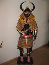 """Samurairüstung Japan """"Oda Nobunaga Big Horn"""" Samurai Rüstung auch zum anziehen"""