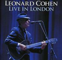 Leonard Cohen - Live In London (NEW 3 VINYL LP)