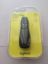 Logitech R400 presentador Inalámbrico con puntero Láser rojo