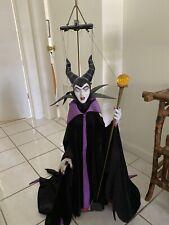 Disney Bob Baker Sleeping Beauty Maleficent Marionette Rare Limited Edition