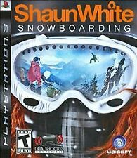Shaun White Snowboarding (PS3) Barely Used